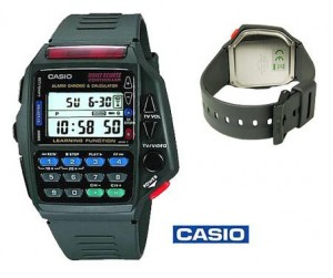 Casio CMD-40 infrared tv watch
